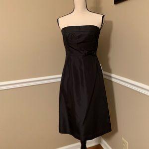 NWT GORGEOUS Chadwick's black cocktail dress